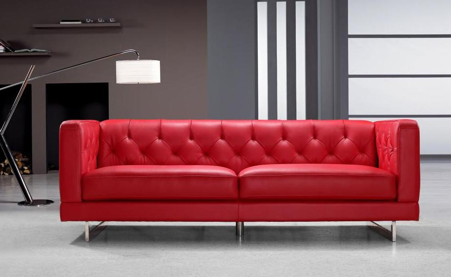 classic leather sofa set