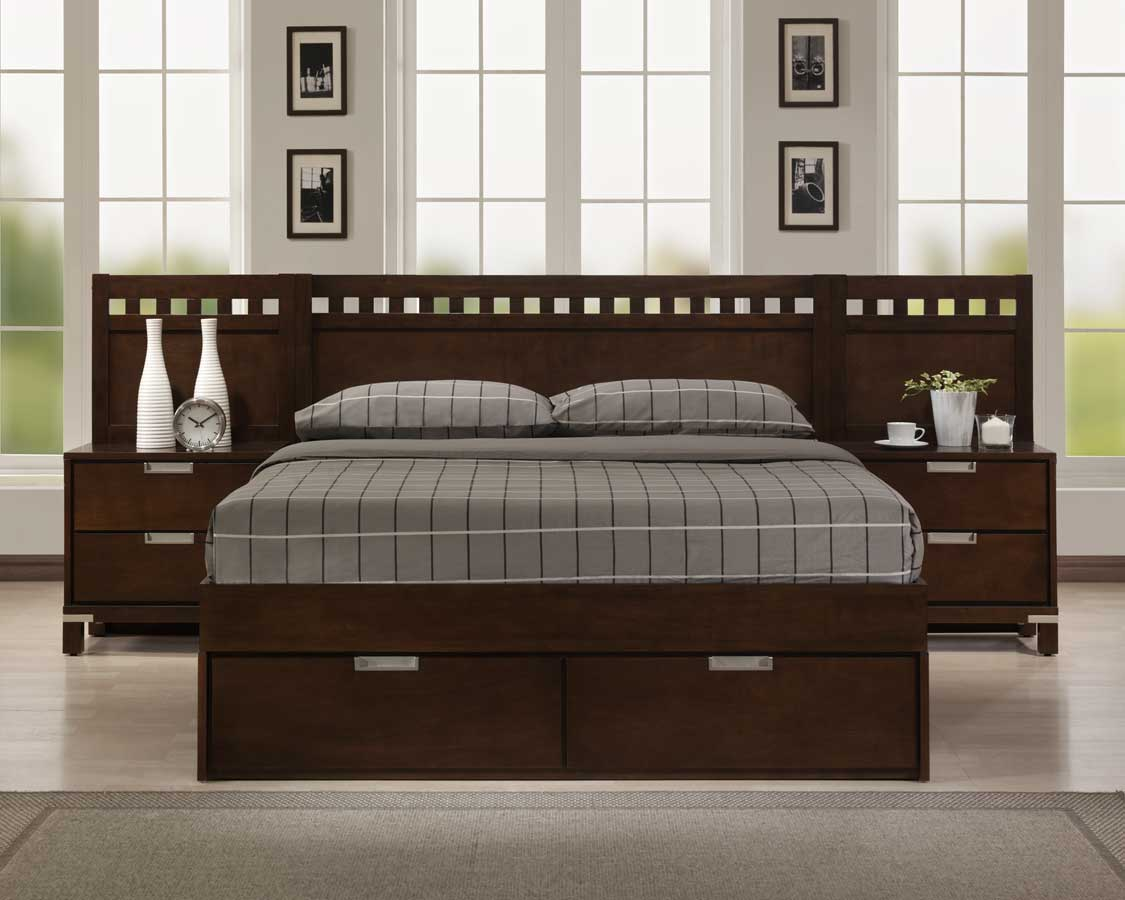 Classic transitional contemporary solid wood bedroom for Affordable bedroom furniture toronto