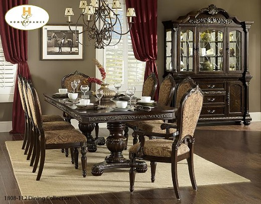 Formal dining room furniture in toronto mississauga and for Chinese furniture toronto canada