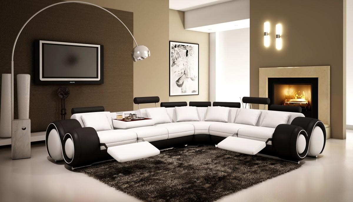 modern sectional sofas and corner couches in toronto mississauga  - unqiue sectional design