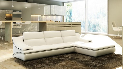 Modern Sectional Sofas And Corner, Apartment Size Furniture Toronto
