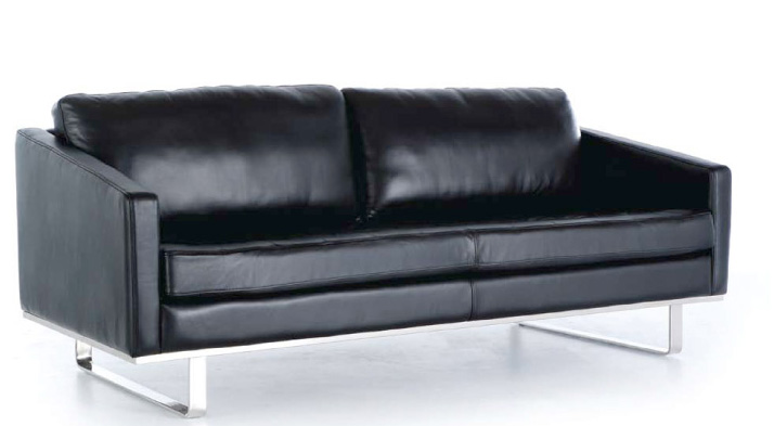 black urban sofa set