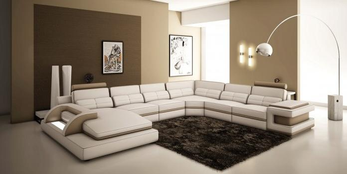 Attirant Modern Sectional Sofas And Corner Couches In Toronto, Mississauga, Ottawa  And Markham By La Vie Furniture