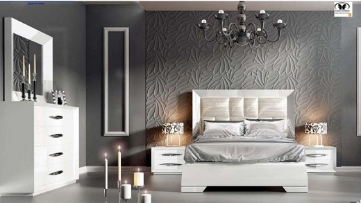 Modern Italian Bedroom Furniture in Toronto, Mississauga and ...