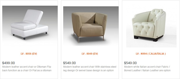 Sensational Modern Accent Chairs In Toronto Ottawa And Mississauga La Bralicious Painted Fabric Chair Ideas Braliciousco
