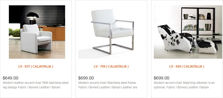 Astonishing Modern Accent Chairs In Toronto Ottawa And Mississauga La Bralicious Painted Fabric Chair Ideas Braliciousco