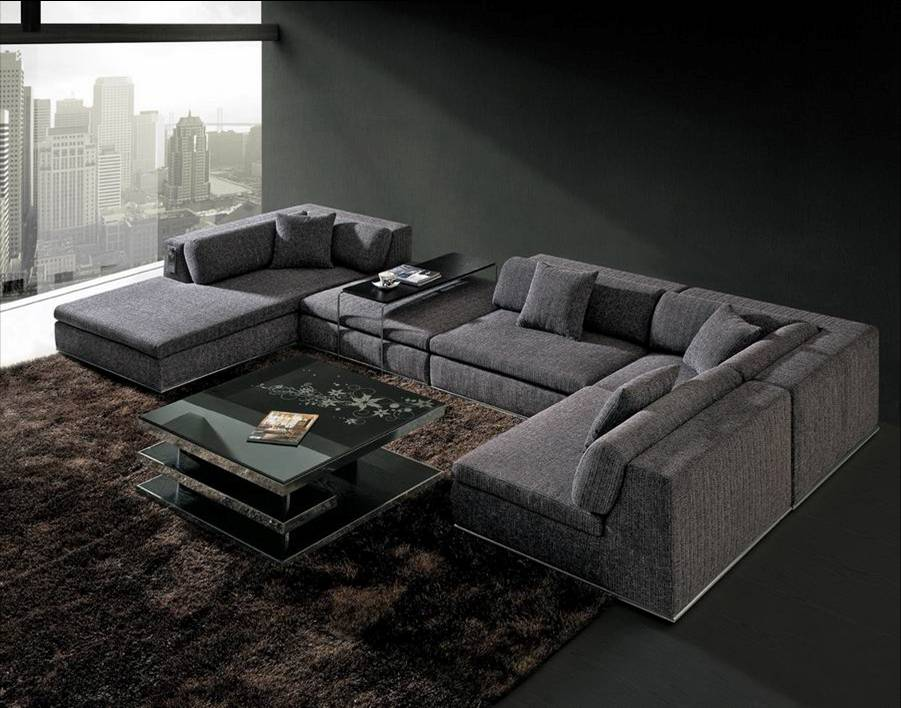 to grey how decorating ojgkpev oversized dark charming sectional bellissimainteriors find room sofas formal appropriate living ideas casual large velvet