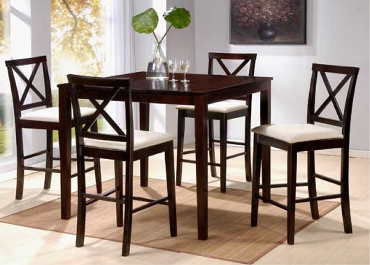 Modern Dining Room Furniture Glass Tables Bar