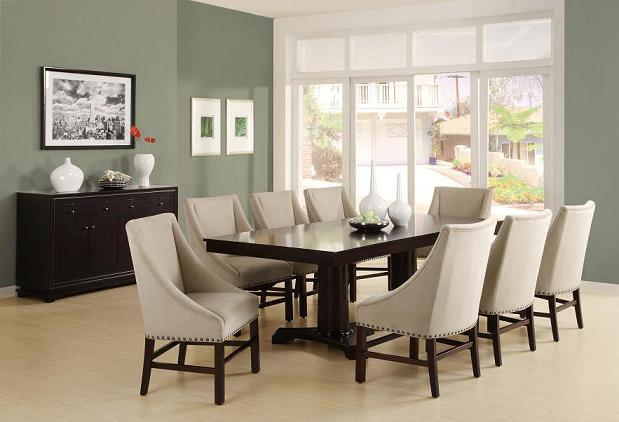 Formal dining room furniture in toronto mississauga and for Contemporary dining room furniture ideas