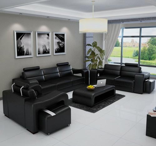 Leather Furniture Store Ottawa: Modern Leather And Fabric Sofas And Couches In Toronto