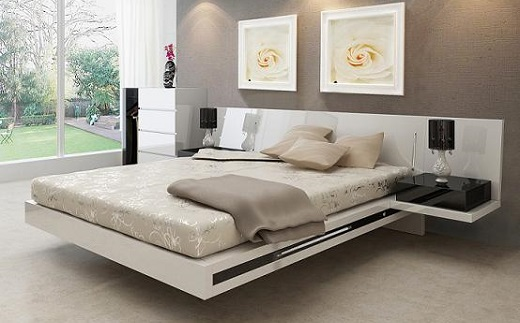 Modern bedroom furniture and platform beds in Toronto ...