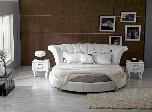 Attractive Modern Round Bed Part 25