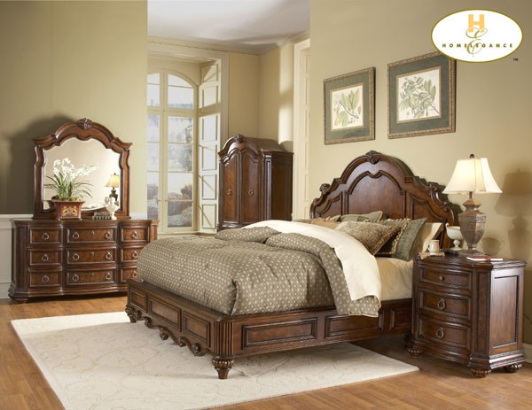 Classic transitional contemporary solid wood bedroom furniture in toronto mississauga and ottawa for Traditional wood bedroom furniture