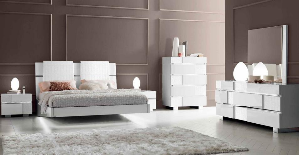 Modern Italian Bedroom Furniture In Mississauga, Toronto And Ottawa
