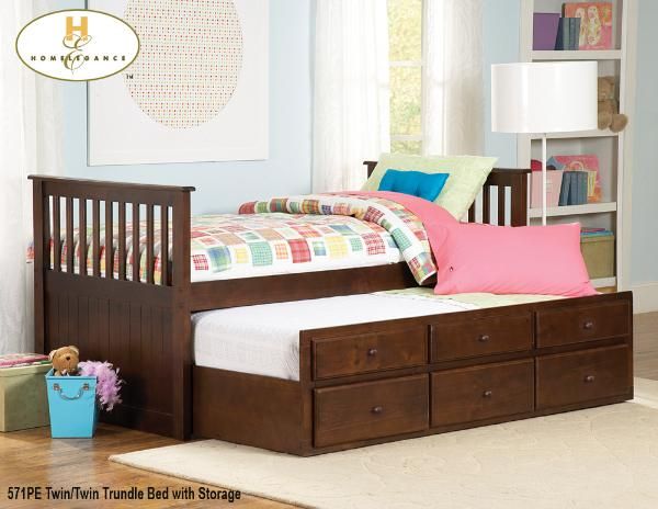 kids captain bed