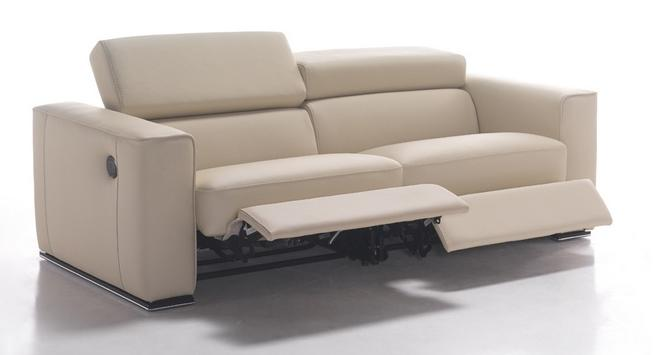 Modern Reclining Sofa And Home Theatre